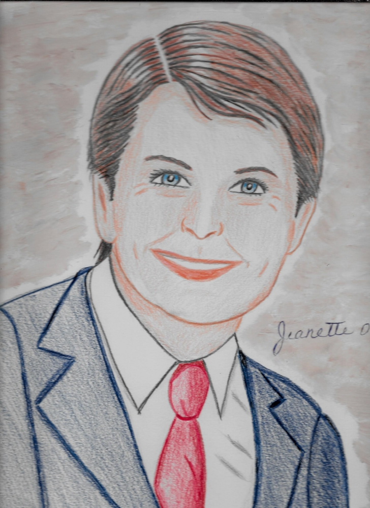 Michael J Fox by Jeanette